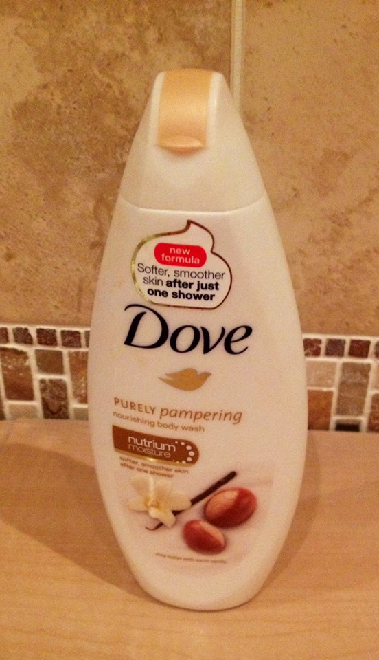 Dove Body Wash Purely Pampering Review Leanne S Beauty Blog Review S